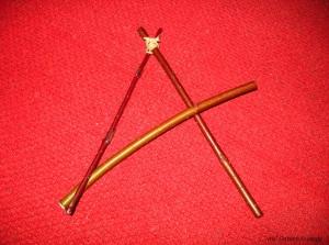 stap 2 kerstster
