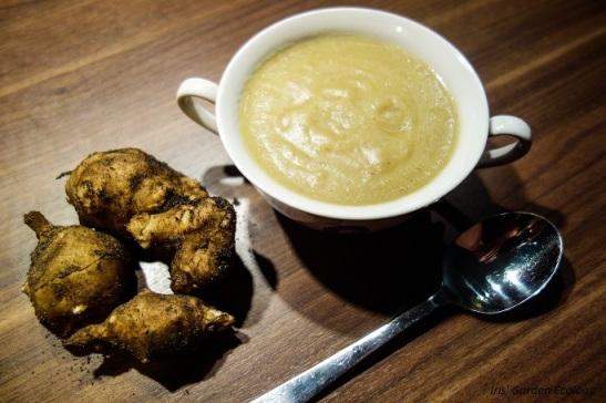Aardpeersoep aardperen soep recept