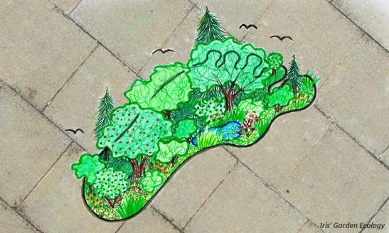 afval is voedsel ecologisch tuinieren