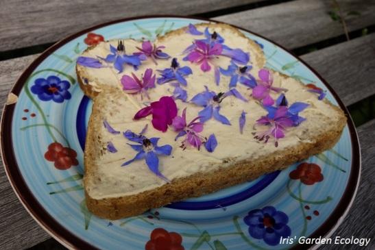 eetbare-bloemen-brood